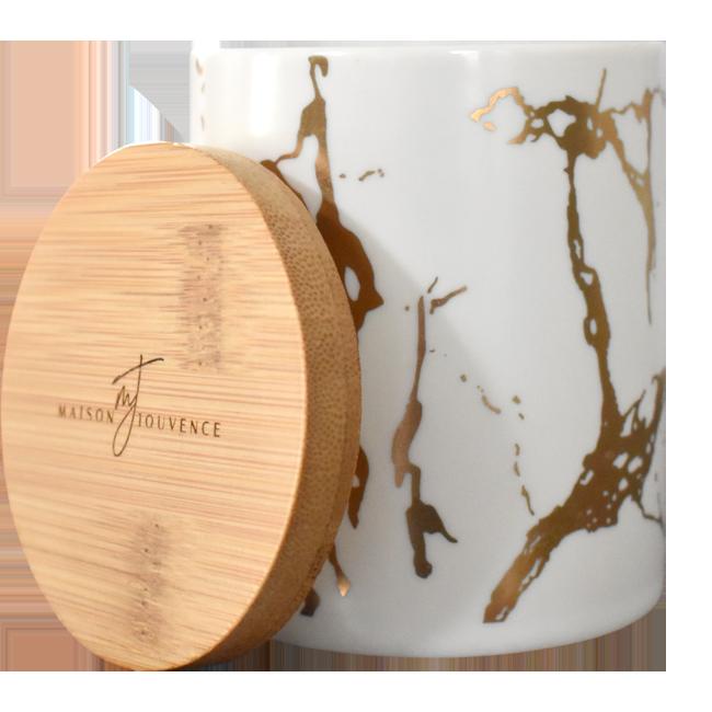 Maison Jouvence Marble Jar