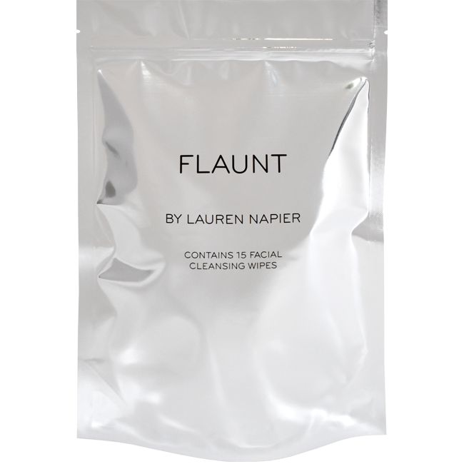 Lauren Napier Beauty FLAUNT Wipes