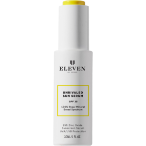 eleven unrivaled sun serum